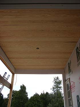 beadboard porch ceiling